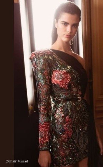 Sophisticated Silk Dresses To Perfect Your Evening Style