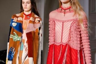 Valentino_fall_winter_2017_2018_collection_Paris_Fashion View And Shop Valentino Fall Winter 2017/2018