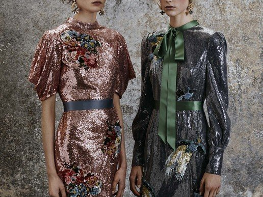 ERDEM PRE FALL 2017 COLLECTION