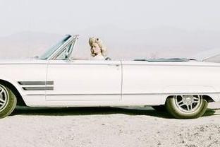Californian Vintage Dress / Anja Niemi - The Trunk