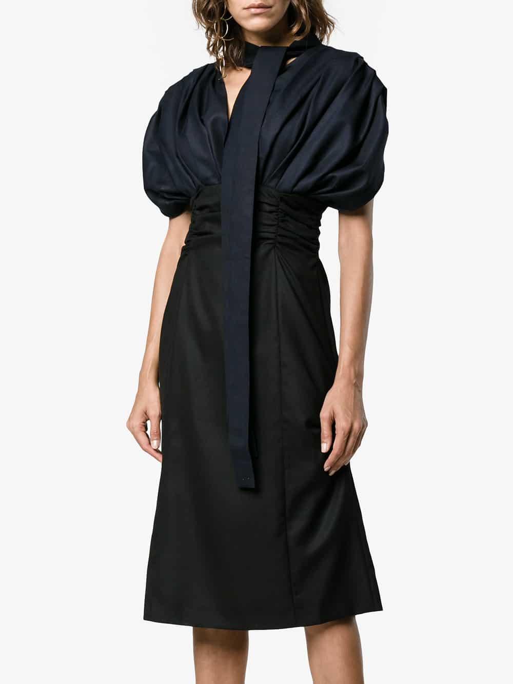 Jacquemus La Robe Madame Black Dress We Select Dresses