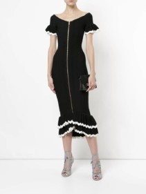 ALICE MCCALL Just Because Black Dress