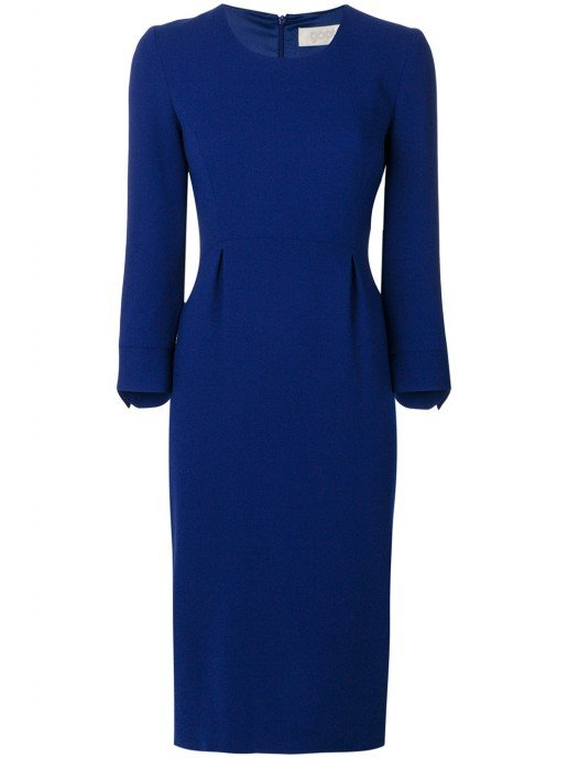 GOAT Electra Blue Dress