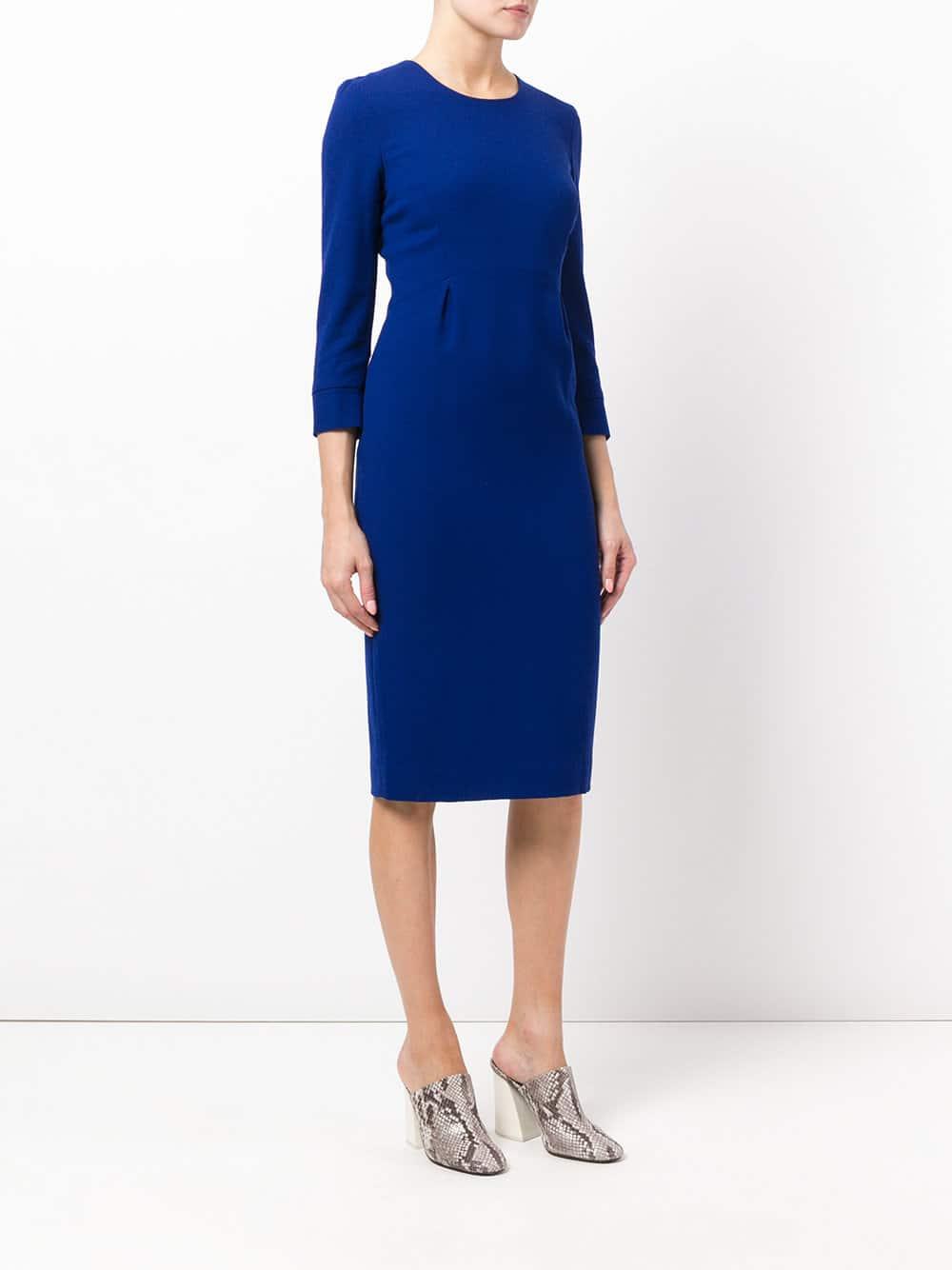 GOAT Electra Blue Dress