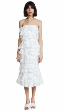 MAGGIE MARILYN One Sunny Day White Dress