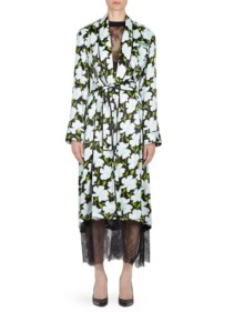 OFF-WHITE Floral Multi Robe