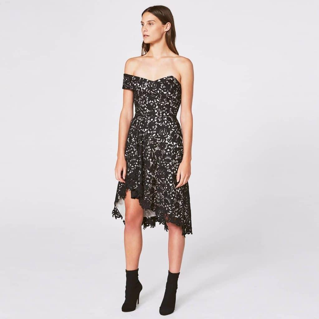 OUTLINE The Sloane Street Black Dress