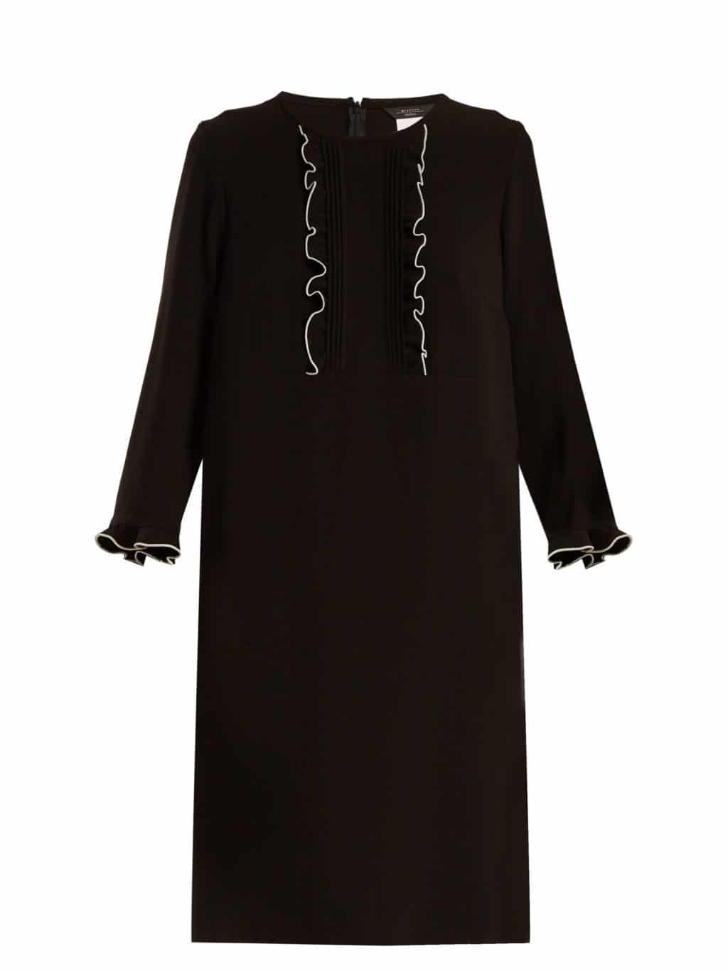 WEEKEND MAX MARA Knut Black Dress