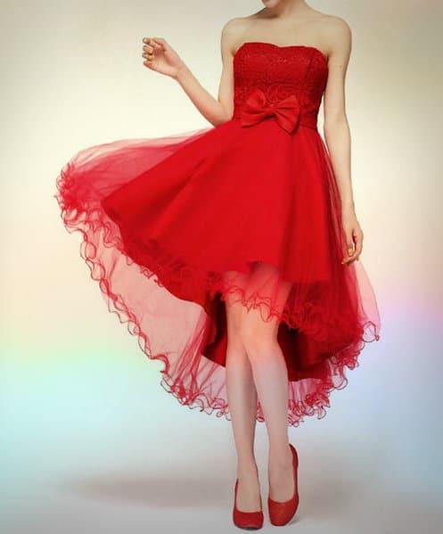 The Killer Red Dress