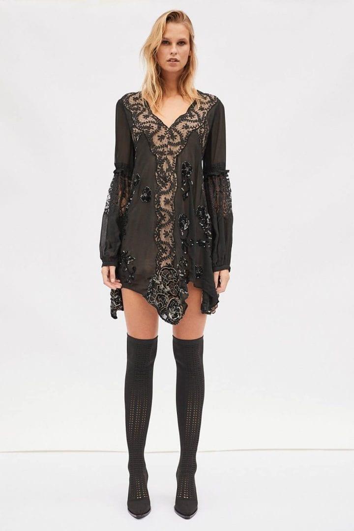 FREEPEOPLE Rowan's Limited Edition Black Dress