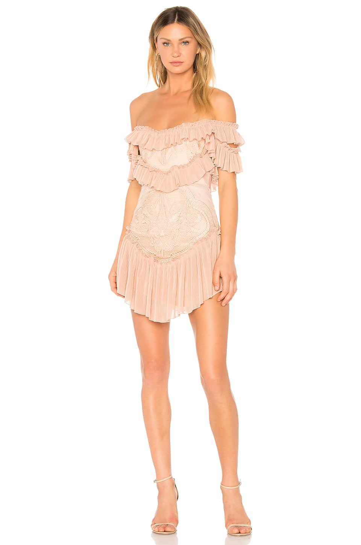 ALICE MCCALL Lovebirds Shell Dress