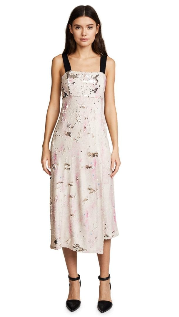Rachel Comey Slacken Pink Dress