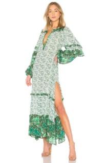 SPELL & THE GYPSY COLLECTIVE Winona Boho Maxi Ivy Dress