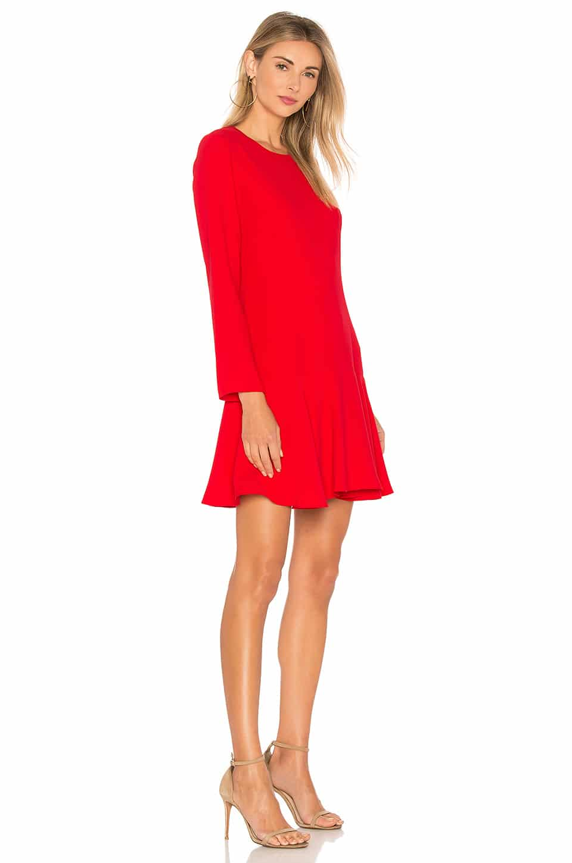 Amanda Uprichard X Revolve Long Sleeve Hudson Mini