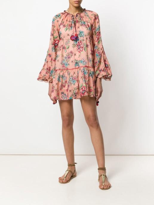 ANJUNA Rosa / Floral Printed Dress