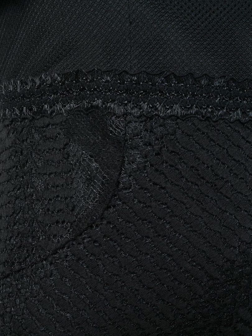 THREE FLOOR Futures Black Dress