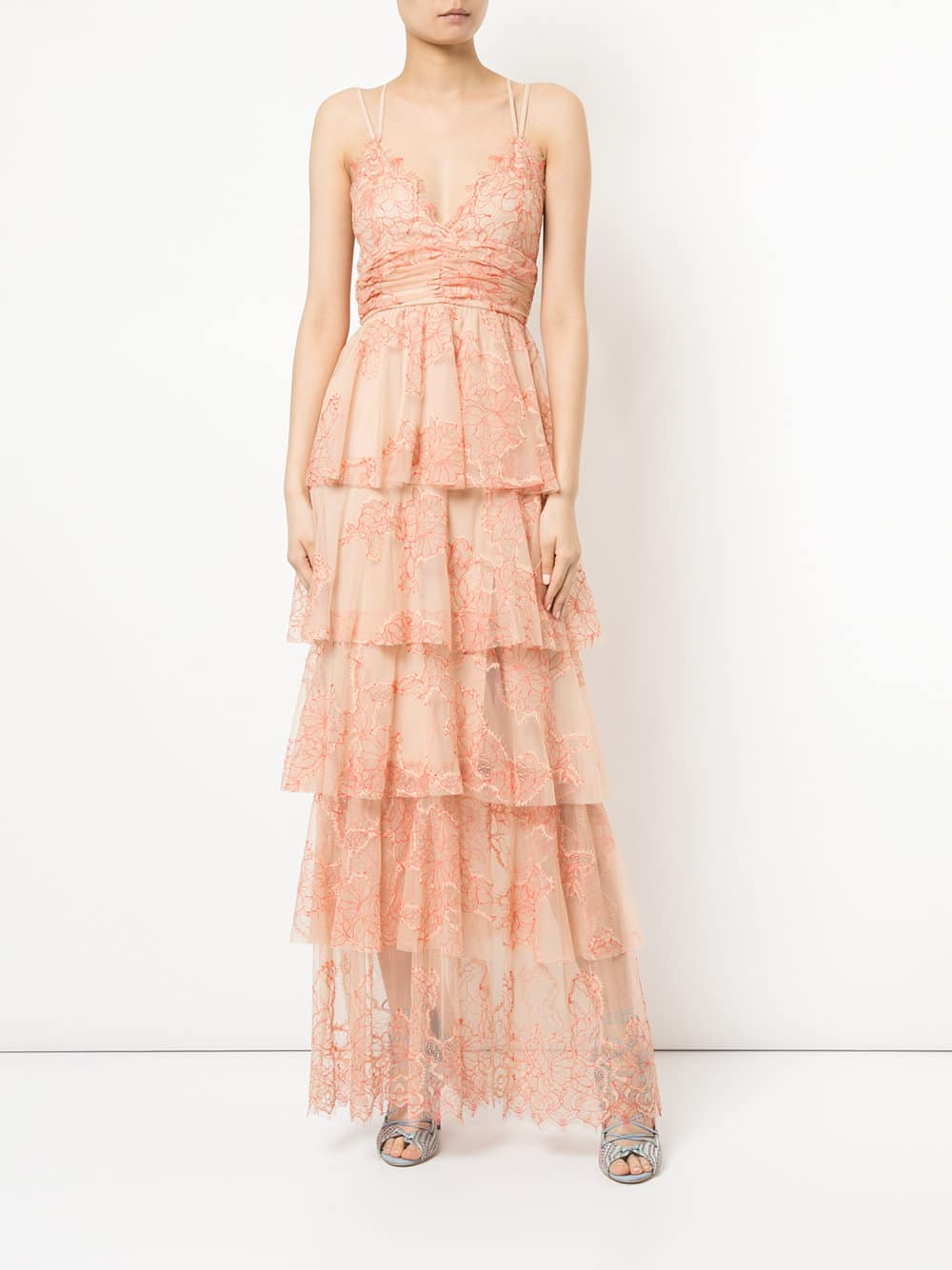Alice Mccall Love Is Love Nude Gown We Select Dresses