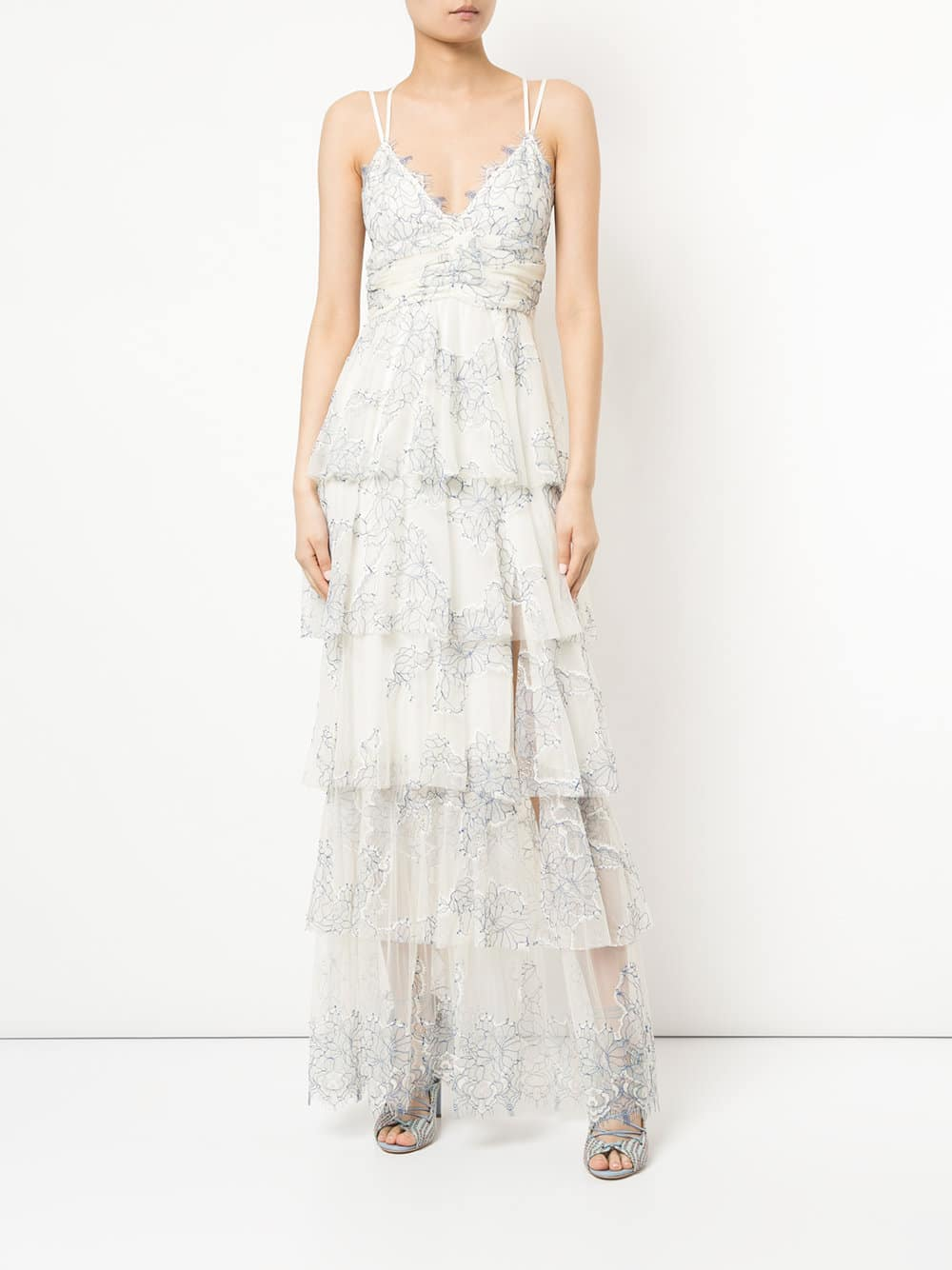 Alice Mccall Love Is Love White Gown We Select Dresses