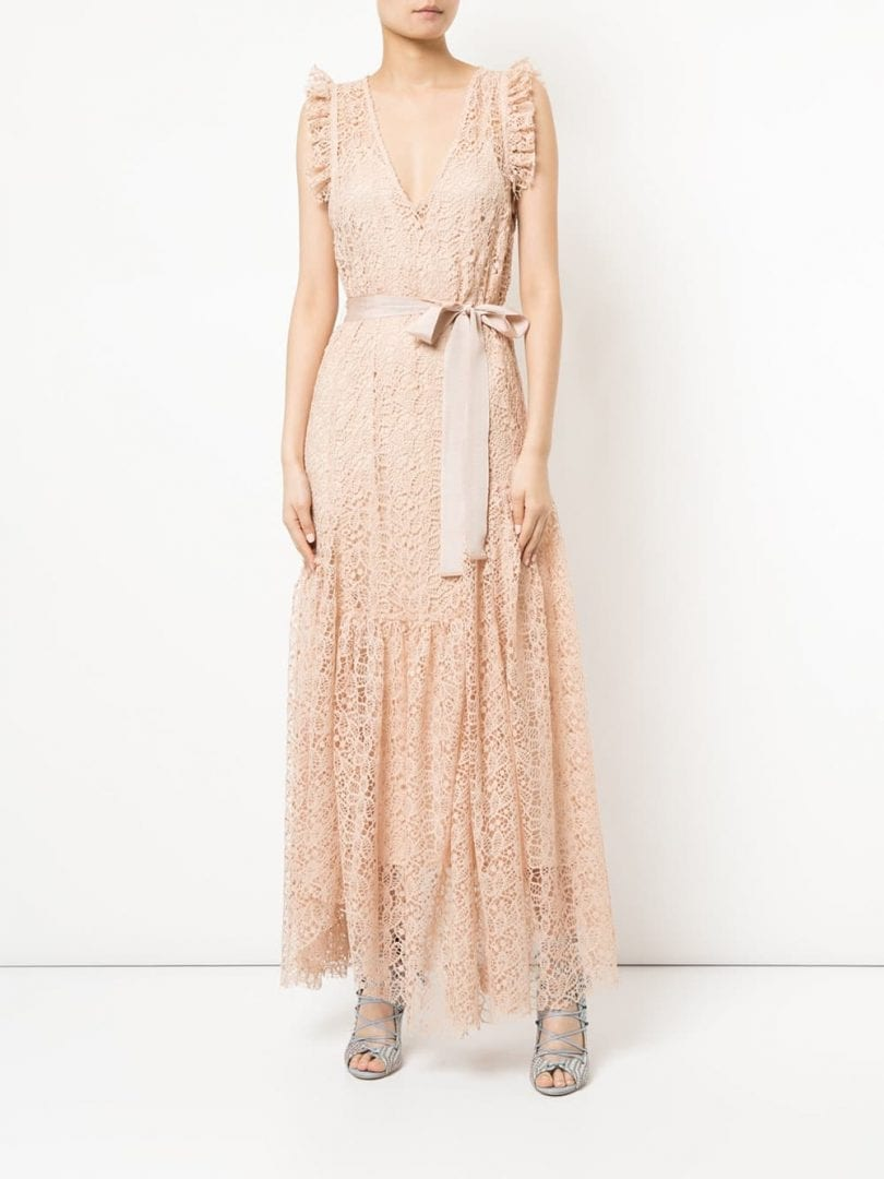 ALICE MCCALL Reflection Nude Gown