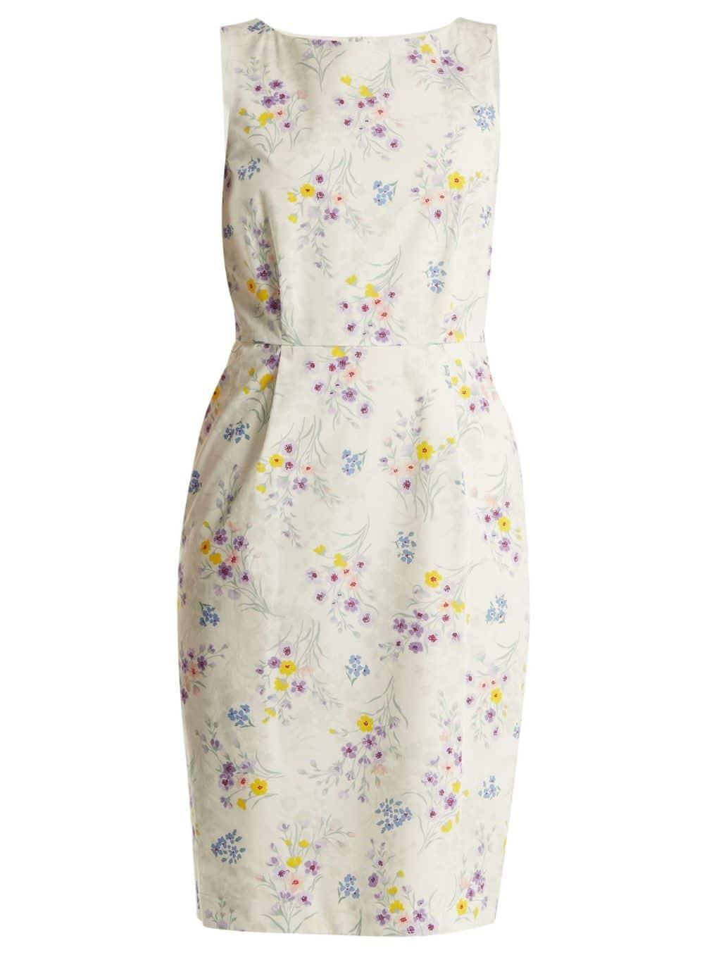 8076be6b427 MAX MARA Melfi White Dress - We Select Dresses