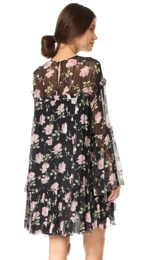 ULLA JOHNSON Dahlia Noir Dress