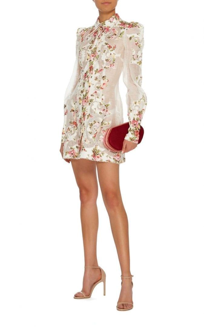 Zimmermann Sunny Lique Shirt Dress