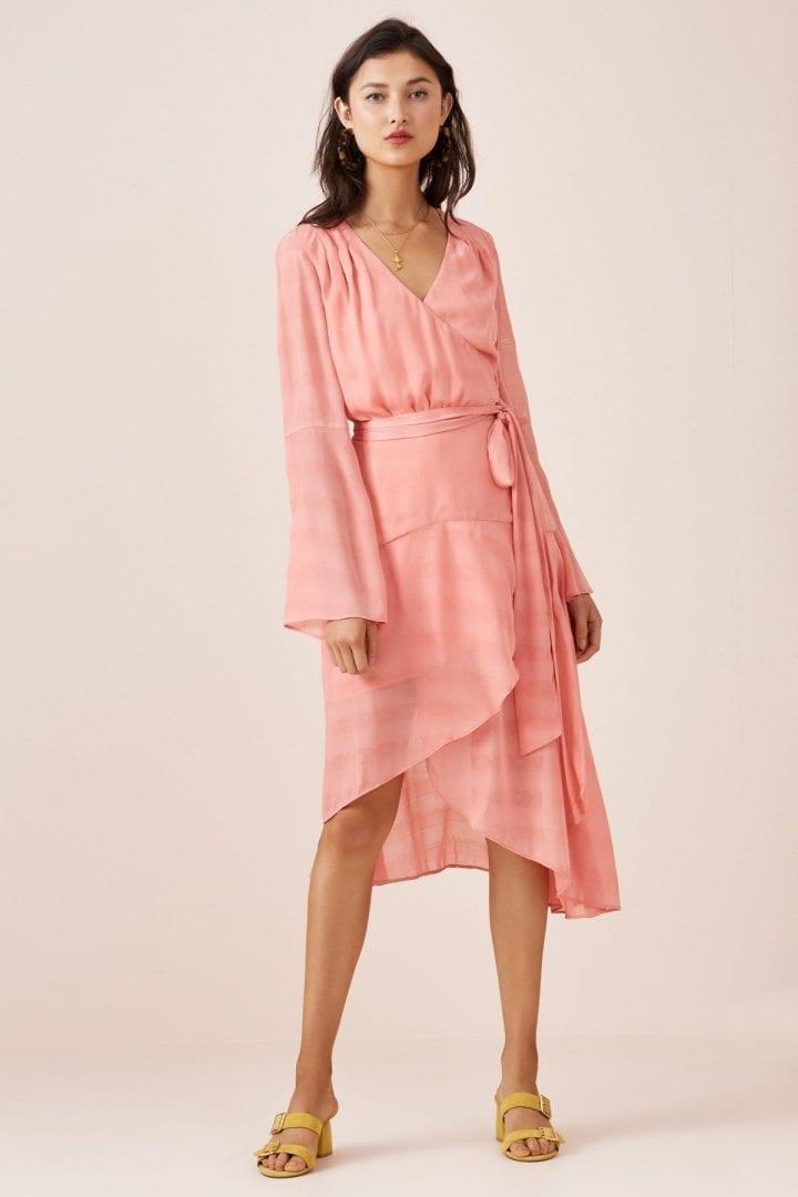FINDERS KEEPERS Rio Midi Quartz Dress