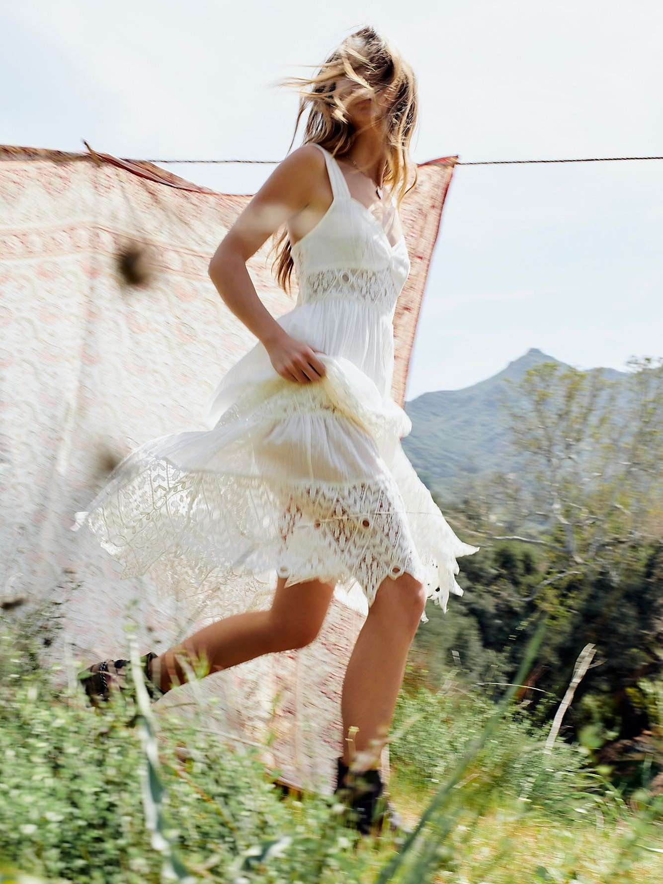 FREEPEOPLE Caught Your Eye Maxi White Dress, free people dresses ... the cool girls affordable label