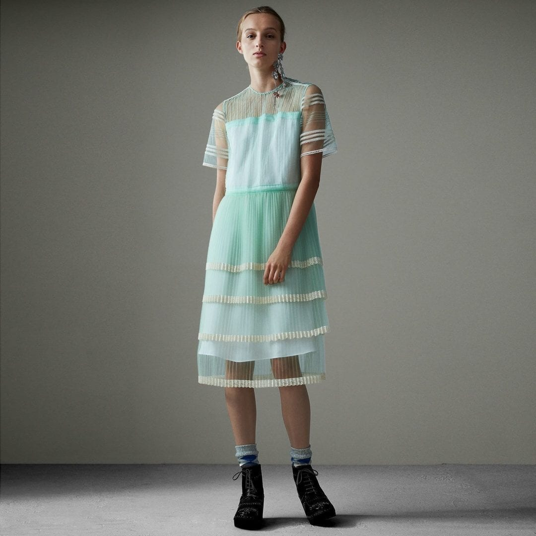 35bc0d92bc0 BURBERRY Spring Summer 2018 Collection Archives - We Select Dresses