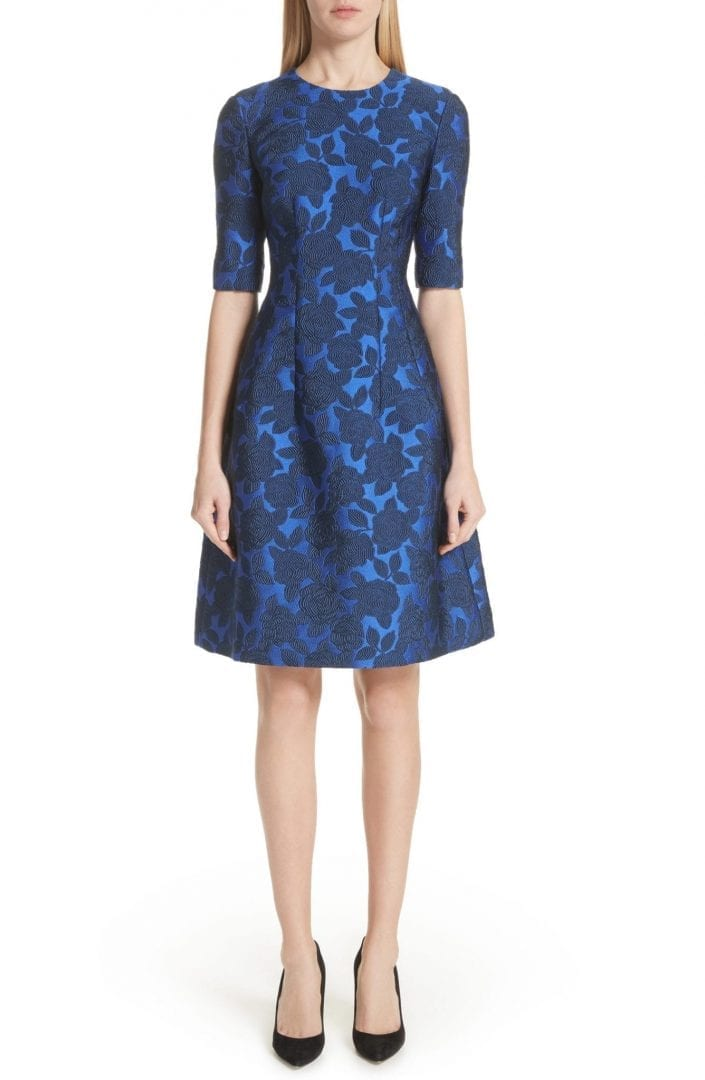 Lela rose discount dress