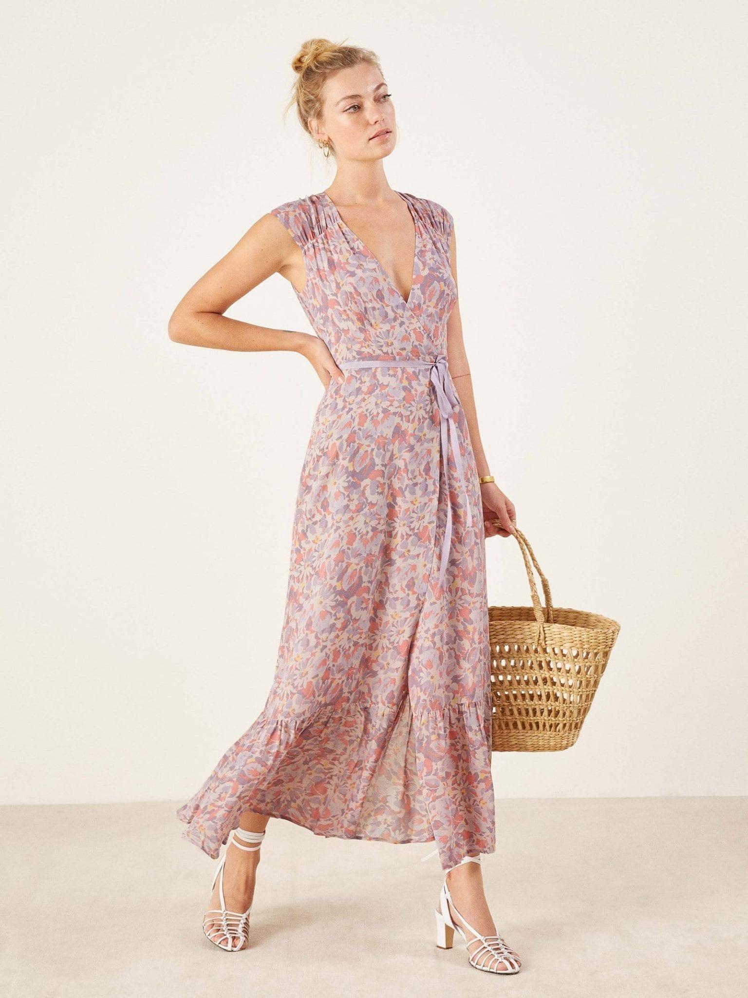 REFORMATION Haven Carole Dress