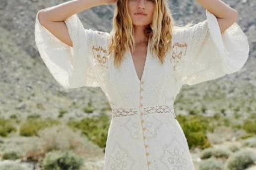 beautiful boho vacation dresses