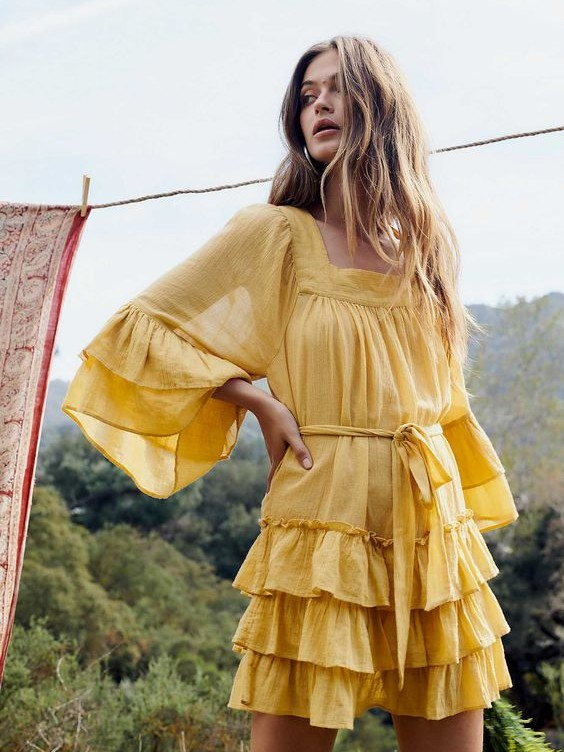 free people dresses ... the cool girls affordable label