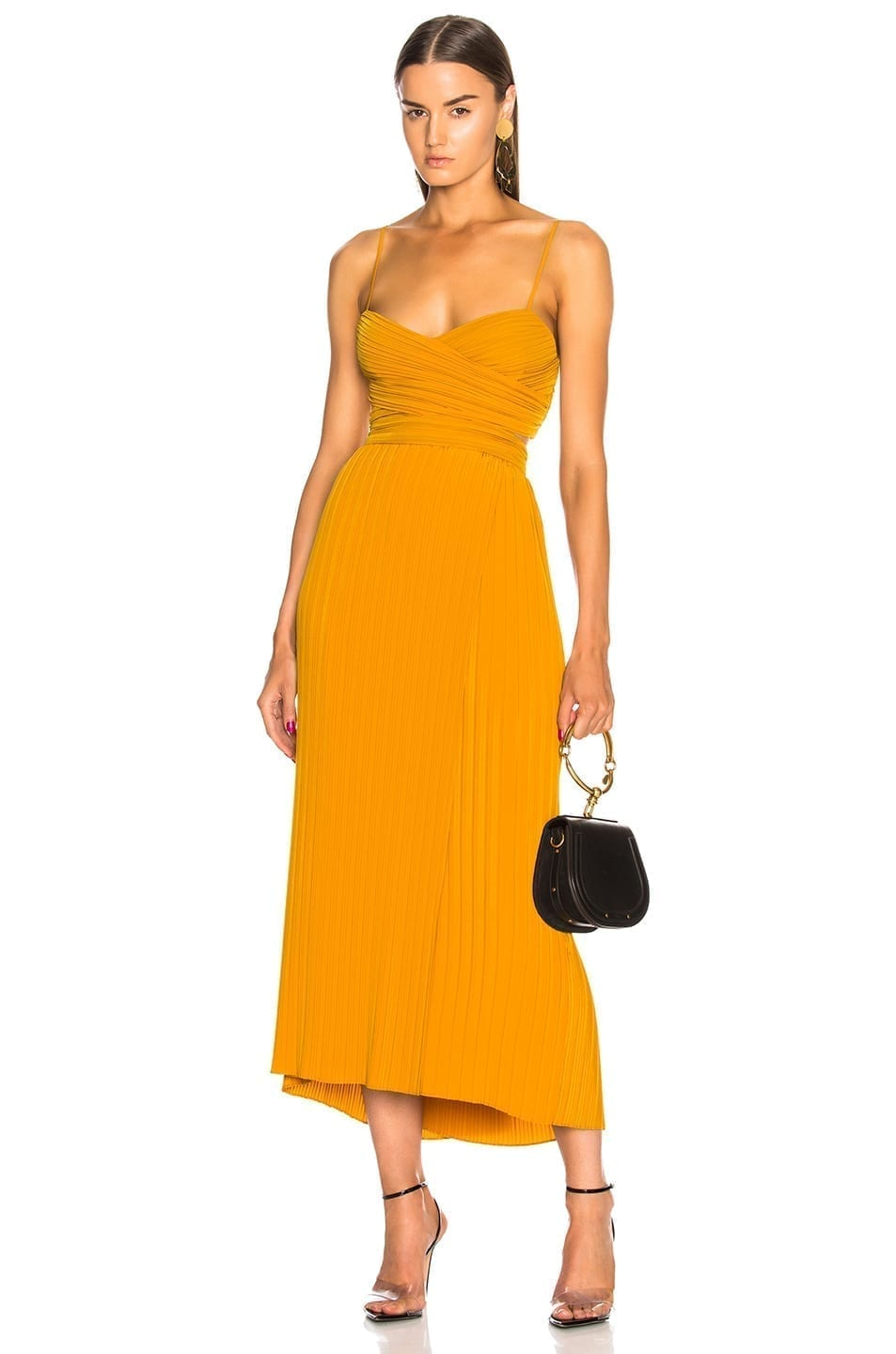 A.L.C. Sienna Marigold Dress