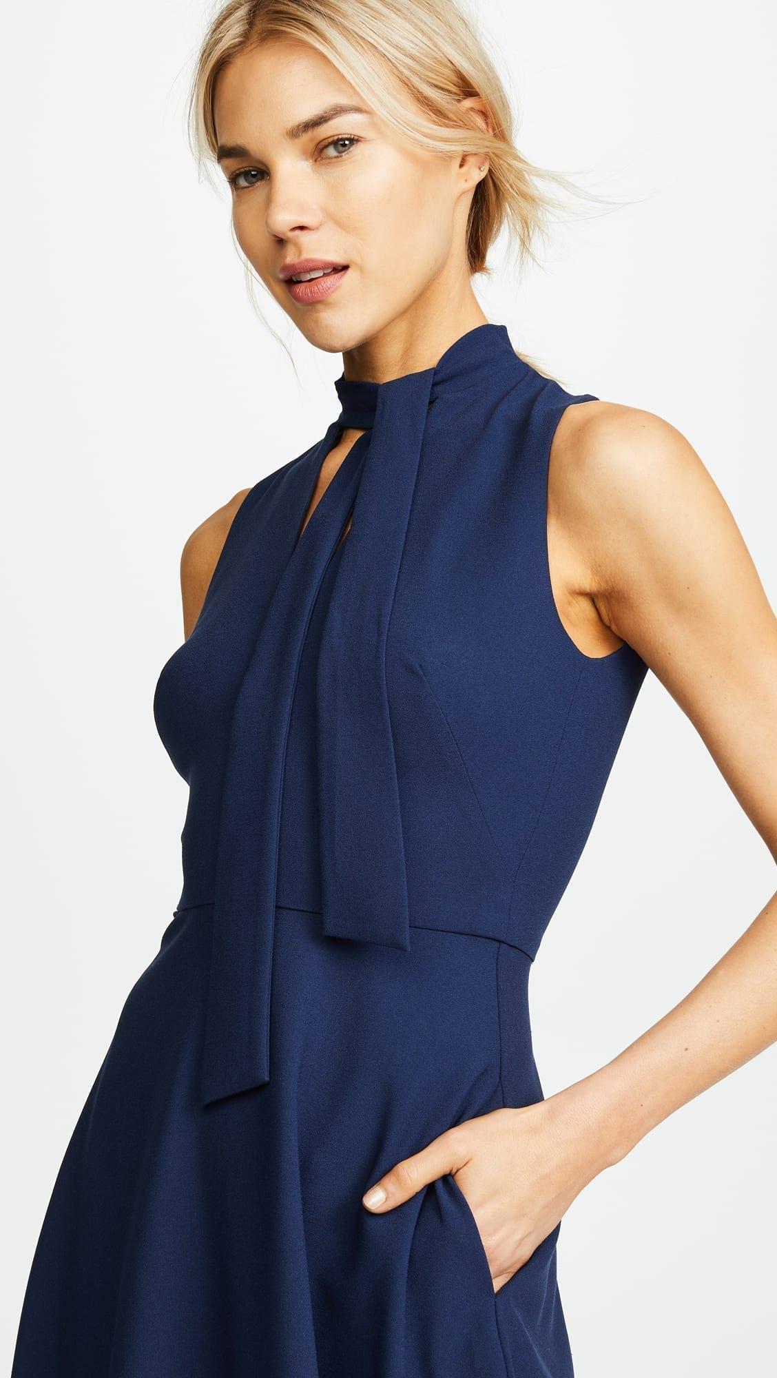 BLACK HALO Carolina Blue Dress