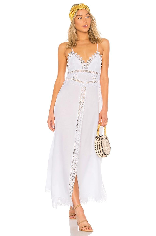 CHARO RUIZ IBIZA Imagen White Dress