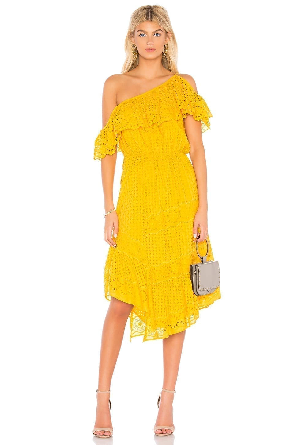 JOIE Corynn Cornsilk Dress