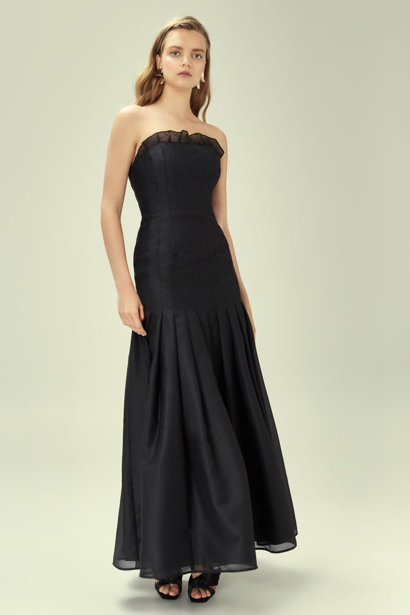 KEEPSAKE Untouchable Black Gown