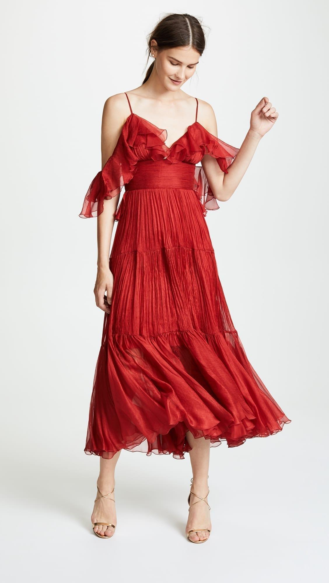 MARIA LUCIA HOHAN Majda Salsa Dress