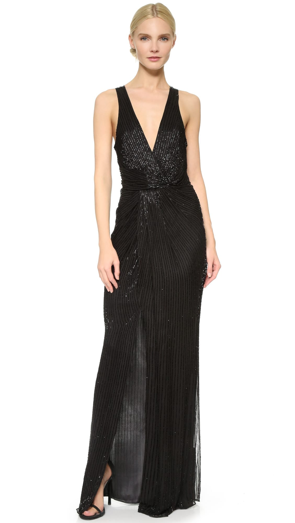 PARKER Monarch Black Gown