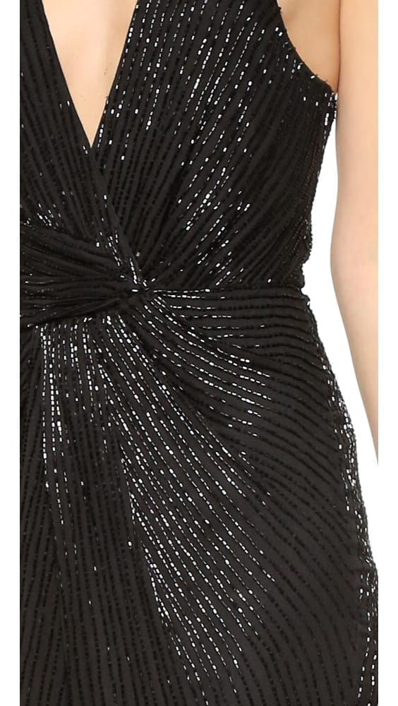 PARKER Monarch Black Gown - We Select Dresses