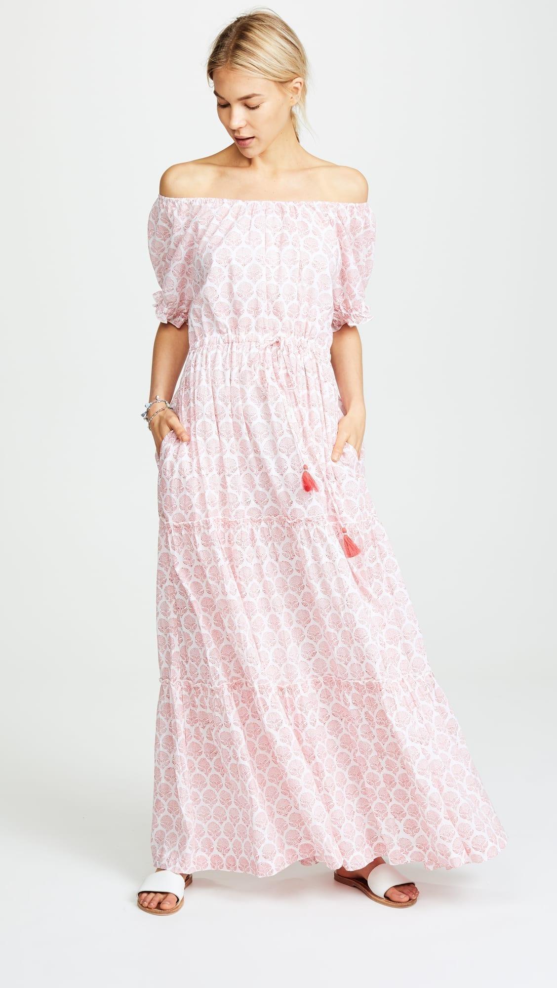 ROLLER RABBIT Rosemary Abha Coral Dress