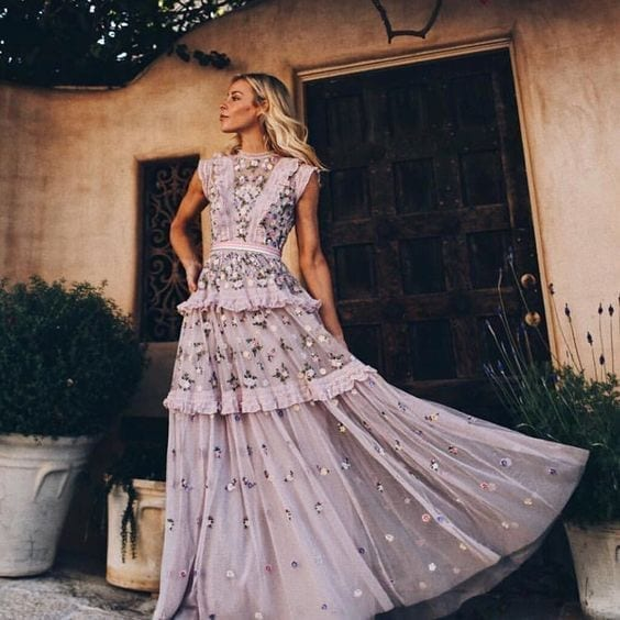 Fall In Love With Eternally Romantic Needle & Thread Dresses