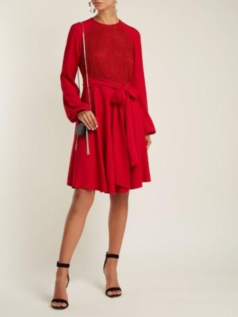 GIAMBATTISTA VALLI Red Dress Archives - We Select Dresses 9d02ea643