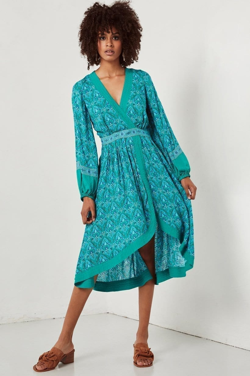 JEWEL Soiree Emerald Dress