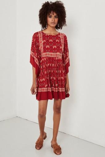 JEWEL Tunic Copper Dress