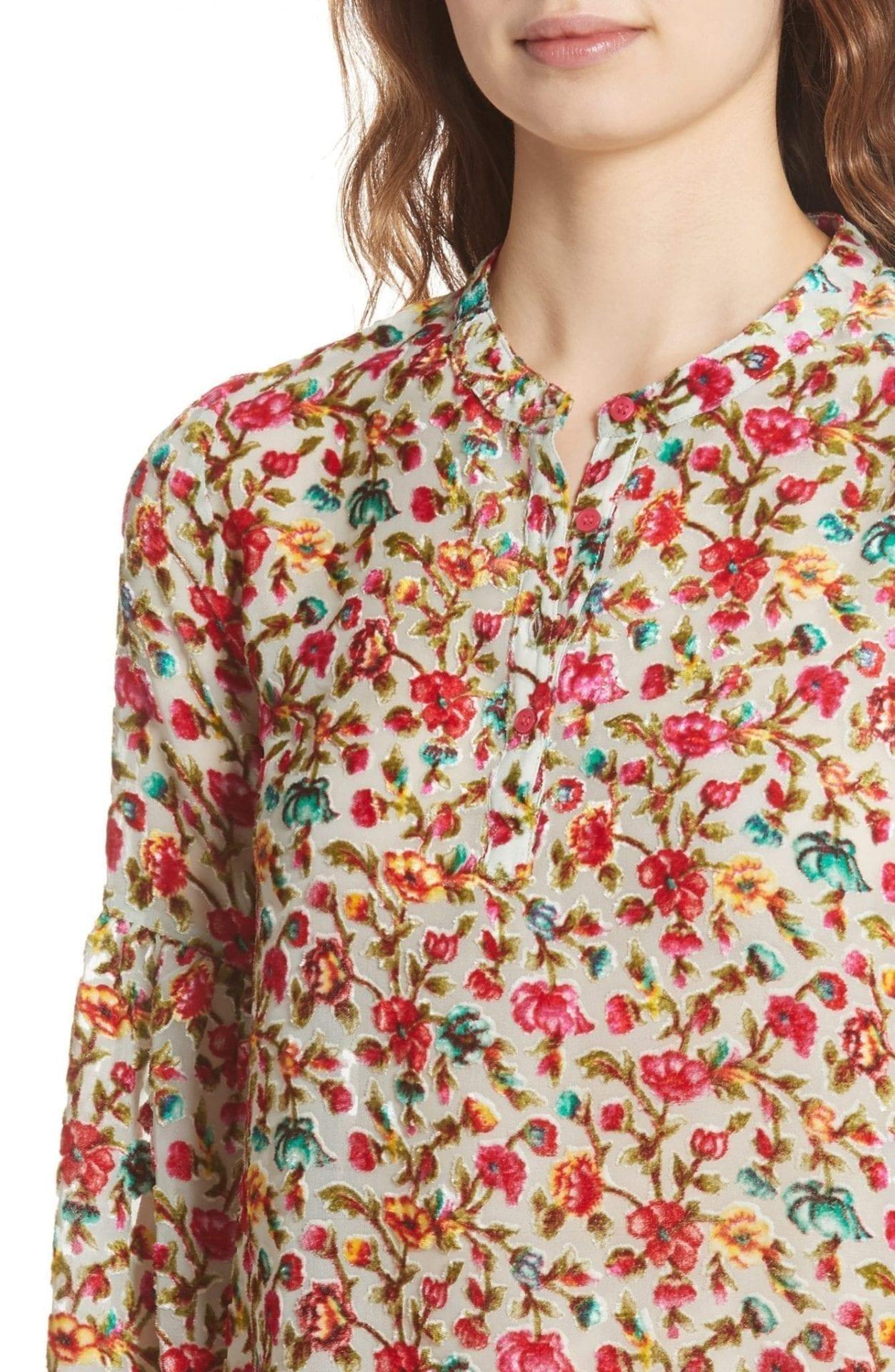 MES DEMOISELLES Simpson Multi / Printed Dress