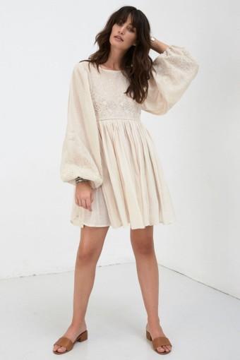 SCORPIO CLOTH Mini Bone Dress
