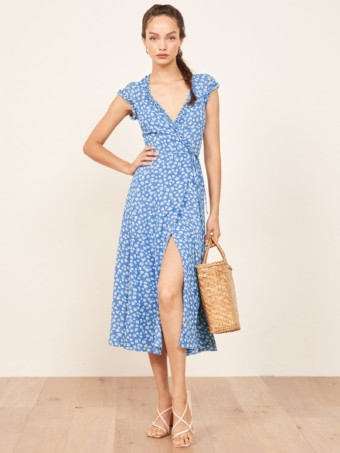 THE REFORMATION Gwenyth Wilshire Dress