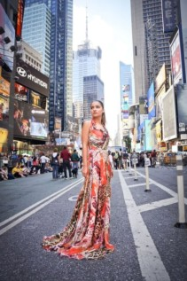 Tackle The Big Apple In Sensational New York Dresses